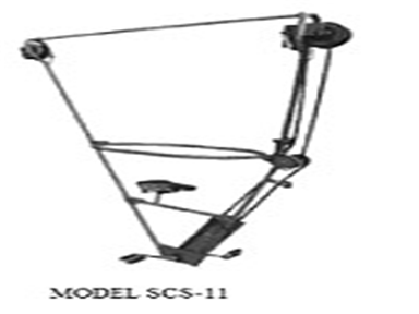 Spacer Cycle And Trolleys