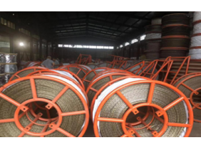 Anti-twisiting steel rope/Piliot Wire