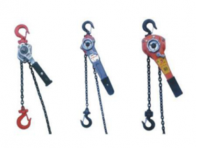 Pull Lift/ Chain Lever Hoist