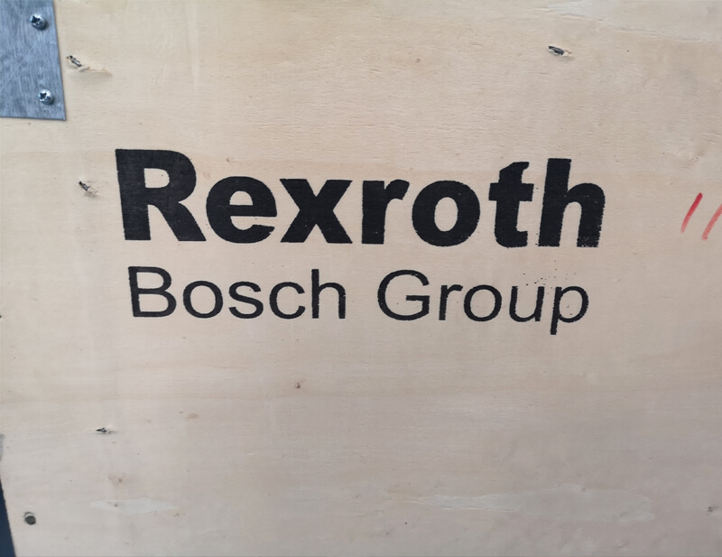 Parts from Rexroth